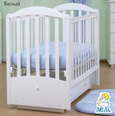 Кроватка АБ 17.2 Лилия-4