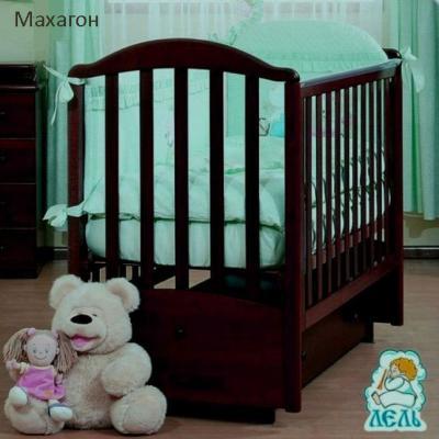 Кроватка АБ 17.2 Лилия-3