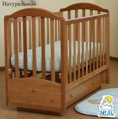Кроватка АБ 17.2 Лилия-2