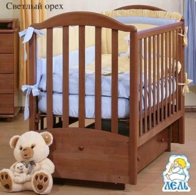 Кроватка АБ 17.2 Лилия-1