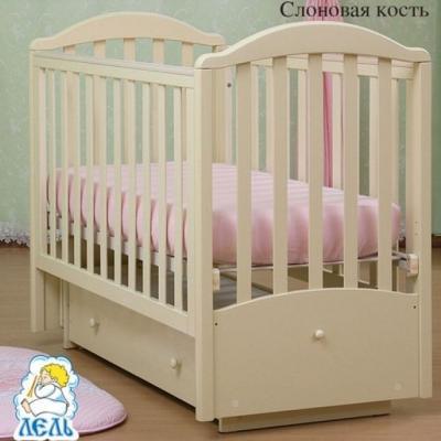 Кроватка АБ 17.2 Лилия-5
