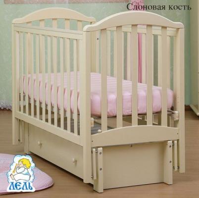 Кроватка АБ 17.3 Лилия-5