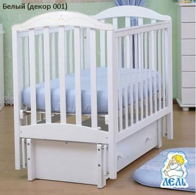 Кроватка АБ 17.3 Лилия-2