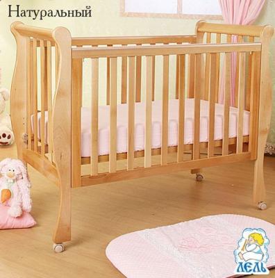 Кроватка АБ 21.0 Лаванда-2