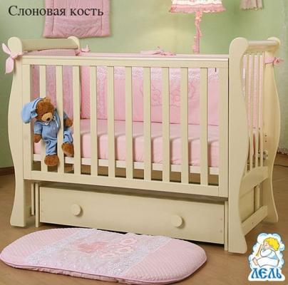 Кроватка АБ 21.2 Лаванда-3