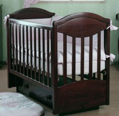 Кроватка АБ 23.2 Камелия-1