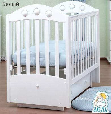 Кроватка АБ 24.2 Орхидея-3