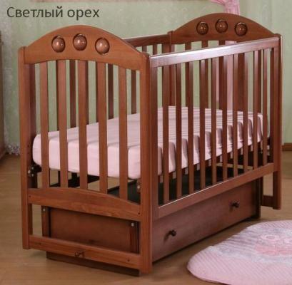 Кроватка АБ 24.2 Орхидея-4