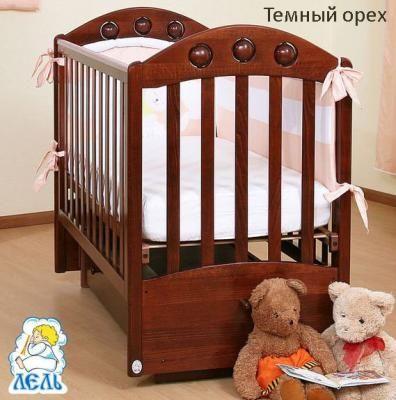 Кроватка АБ 24.2 Орхидея-5