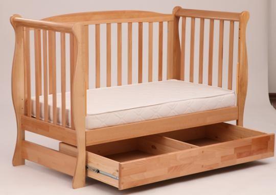 Кроватка БИ 05.0 Феррария-1