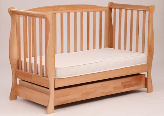 Кроватка БИ 05.0 Феррария-2