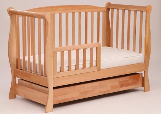 Кроватка БИ 05.0 Феррария-3