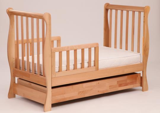 Кроватка БИ 05.0 Феррария-4