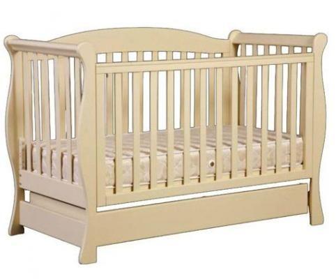 Кроватка БИ 05.0 Феррария-6