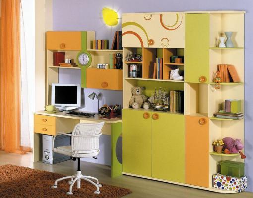 Детская комната Фруттис-1