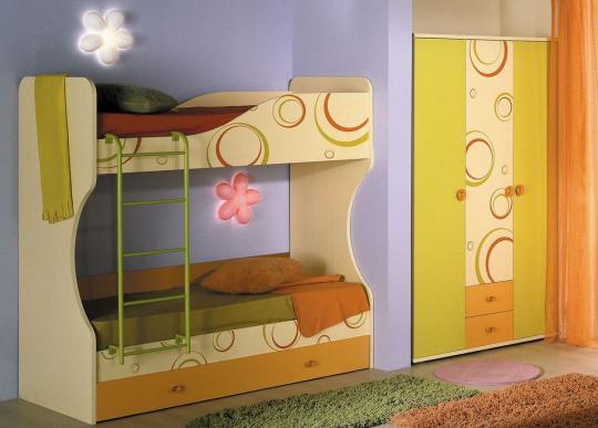 Детская комната Фруттис-2