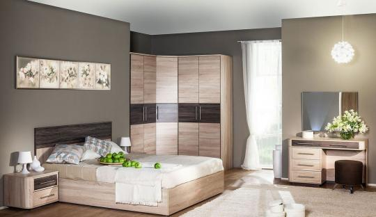 Мебель для спальни Бруна-1