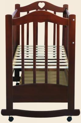 Кроватка-качалка Лана 2-1