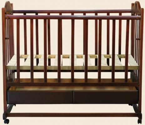 Кроватка-качалка Лана 2-2