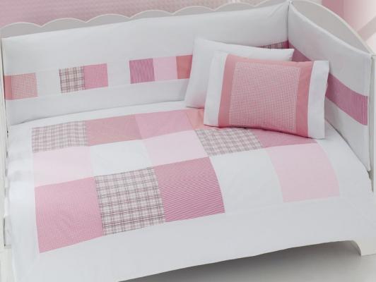 Комплект постельного белья Patchwork 3 предмета-1