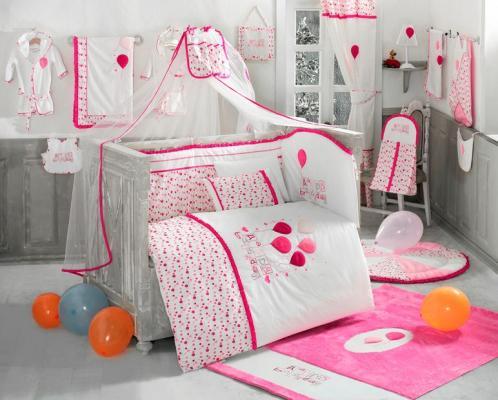 Комплект постельного белья Happy Birthday 3 предмета-1