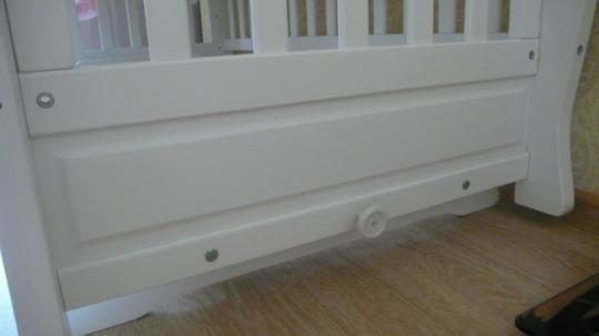 Кроватка Magico -3