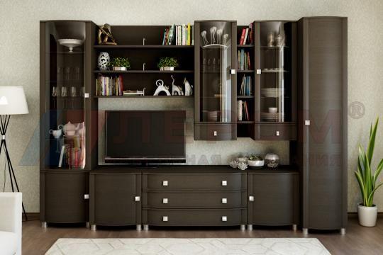 Мебель для гостиной Оливия-10