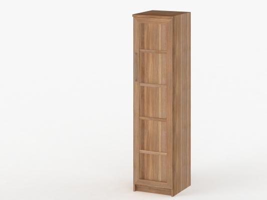 Шкаф-пенал с полками 45 низкий (Соло 015)-10