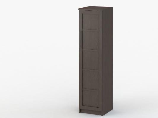 Шкаф-пенал с полками 45 низкий (Соло 015)-1