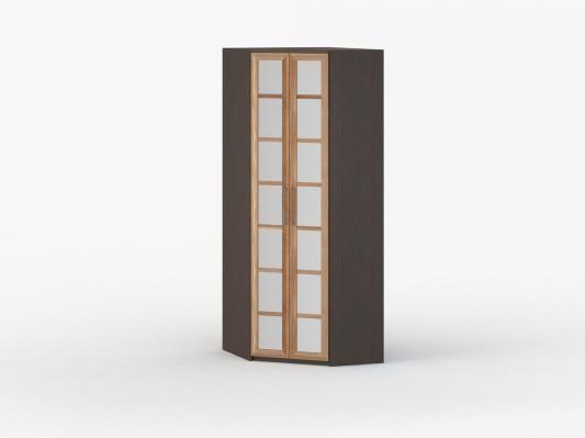 Шкаф угловой 45-45 (Соло 036)-4