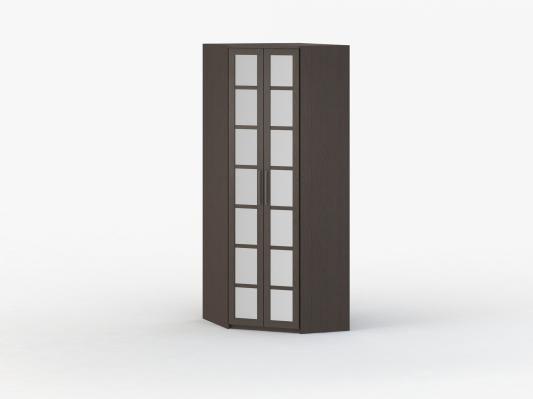Шкаф угловой 45-45 (Соло 036)-3