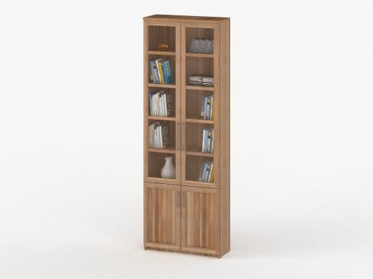 Шкаф книжный Соло 037-10