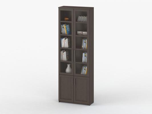 Шкаф книжный Соло 037-1