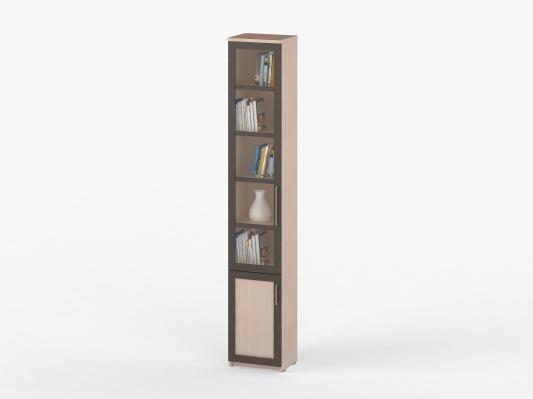 Шкаф-пенал книжный Соло 038-9