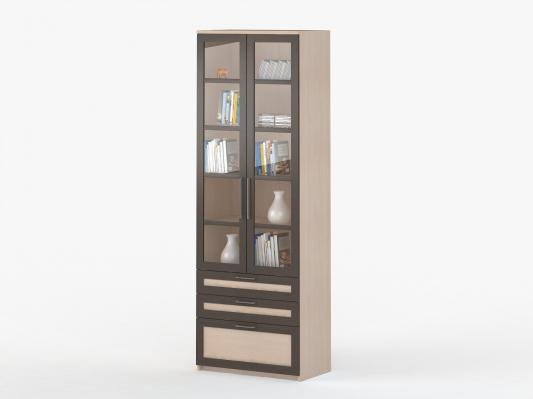 Шкаф 2-дверный с ящиками Соло 054-4
