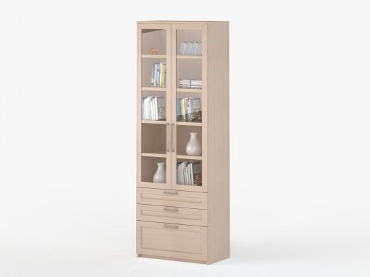 Шкаф 2-дверный с ящиками Соло 054-11