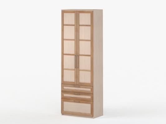 Шкаф 2-дверный с ящиками Соло 054-9