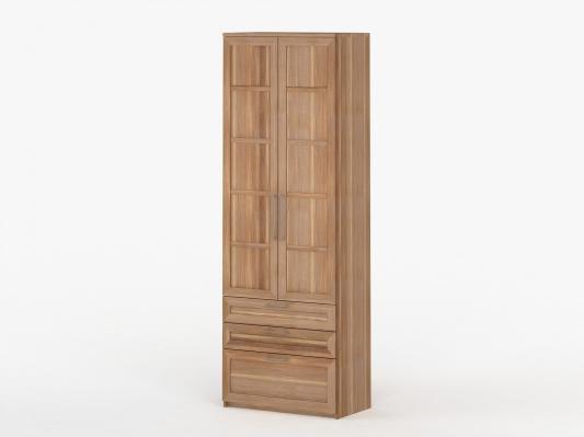 Шкаф 2-дверный с ящиками Соло 054-8