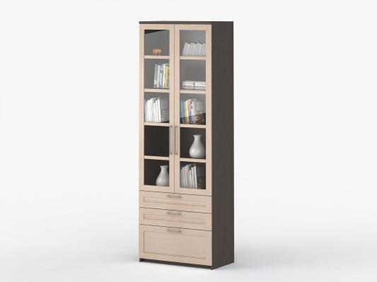 Шкаф 2-дверный с ящиками Соло 054-5