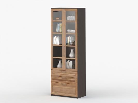 Шкаф 2-дверный с ящиками Соло 054-6