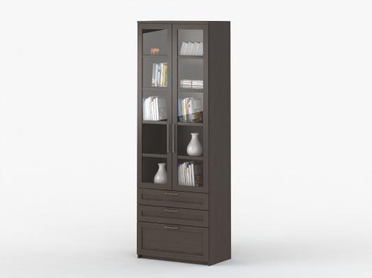 Шкаф 2-дверный с ящиками Соло 054-2