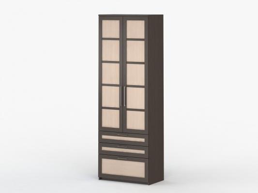 Шкаф 2-дверный с ящиками Соло 054-3