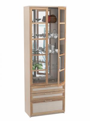 Шкаф двухдверный с ящиками (Соло 056)-5