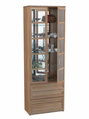Шкаф двухдверный с ящиками (Соло 056)-6