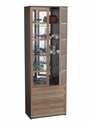 Шкаф двухдверный с ящиками (Соло 056)-7