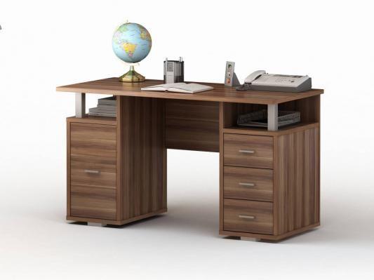 Письменный стол двухтумбовый (ПС 40-07)-2