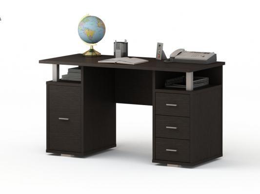 Письменный стол двухтумбовый (ПС 40-07)-3