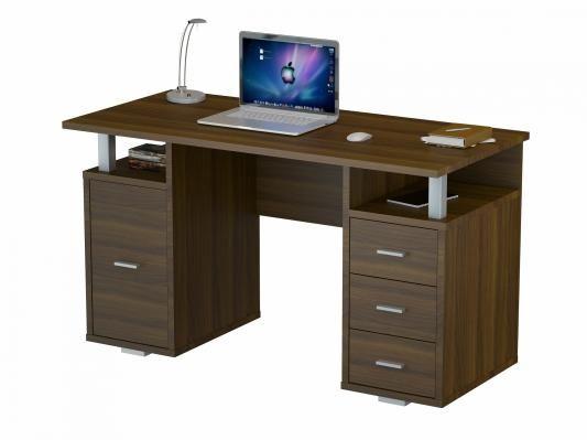 Письменный стол двухтумбовый (ПС 40-07)-5