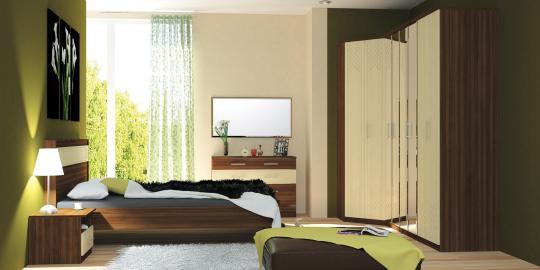 Спальня Виктория-1