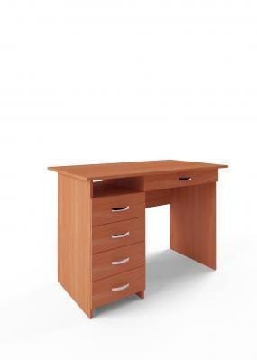 Компьютерный стол Милан-1 с надставкой -3